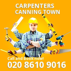 E16 carpentry agencies Canning Town