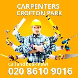SE4 carpentry agencies Crofton Park