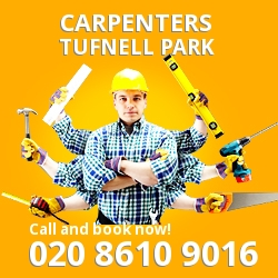 N19 carpentry agencies Tufnell Park