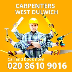 SE21 carpentry agencies West Dulwich