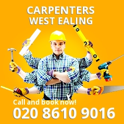 W5 carpentry agencies West Ealing
