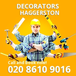 Haggerston painting decorating services E8