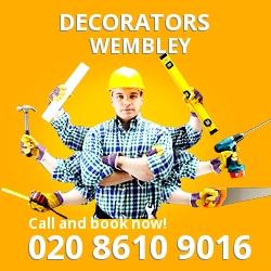 Wembley painting decorating services HA0