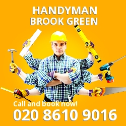 Brook Green handyman W6