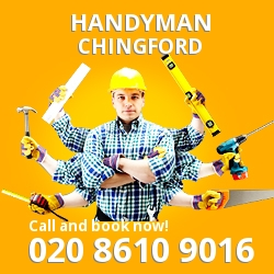 Chingford handyman E4