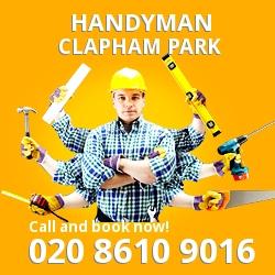 Clapham Park handyman SW4