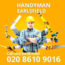 Earlsfield handyman SW18