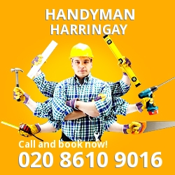 Harringay handyman N8
