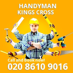 Kings Cross handyman WC1