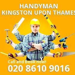 Kingston upon Thames handyman KT2