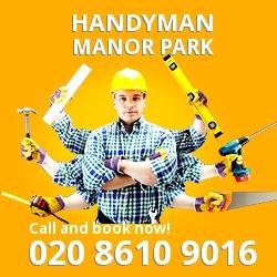 Manor Park handyman E12