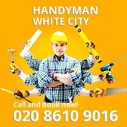 White City handyman W12