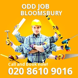 WC1 odd job company