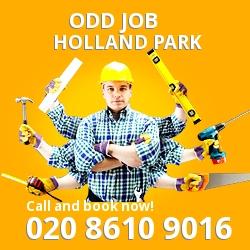W11 odd job company