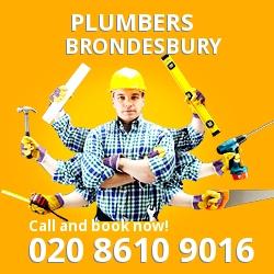 NW6 plumbing services Brondesbury