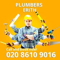 DA8 plumbing services Erith