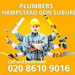 N2 plumbing services Hampstead Gdn Suburb