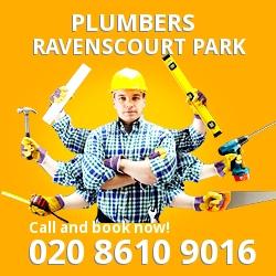 W6 plumbing services Ravenscourt Park